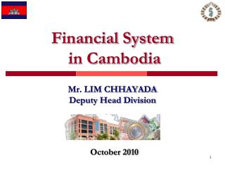 Financial System  in Cambodia