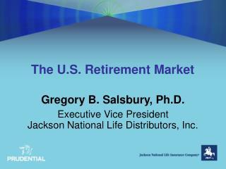 The U.S. Retirement Market