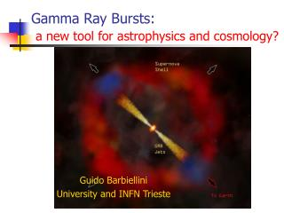 Gamma Ray Bursts: a new tool for astrophysics and cosmology?
