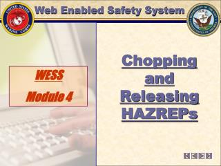 WESS  Module 4