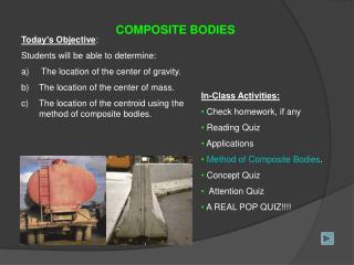 COMPOSITE BODIES