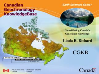 Canadian Geochronology KnowledgeBase