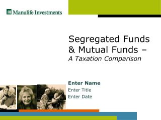 Segregated Funds & Mutual Funds –  A Taxation Comparison