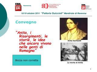 """18/19 ottobre 2011   """"Fattoria Guiccioli""""  Mandriole di Ravenna"""