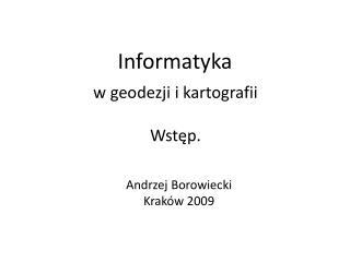 Informatyka
