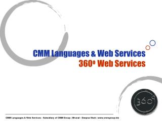 360 Degree Web Services