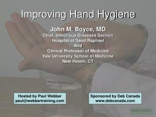 Improving Hand Hygiene