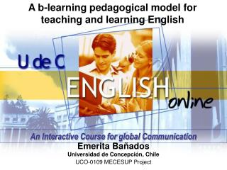 An Interactive Course for global Communication