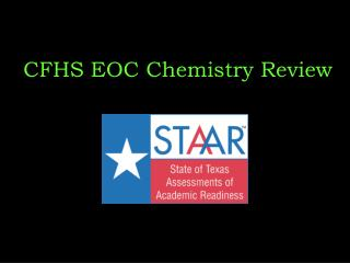 CFHS EOC Chemistry Review