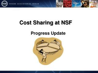 Cost Sharing at NSF