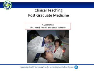 Clinical Teaching Post Graduate Medicine