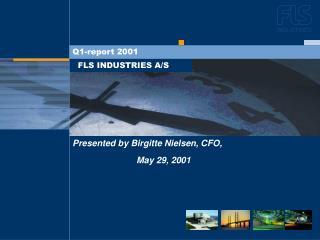 Q1-report 2001