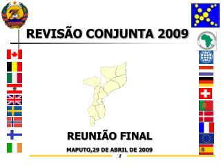 REVISÃO CONJUNTA 2009