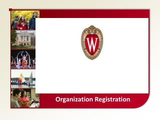 Orientation for Student Organization Registration