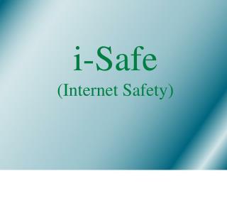 i-Safe (Internet Safety)