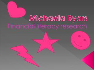 Michaela Byars