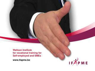 Discover the IFAPME