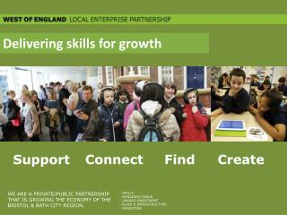 Delivering skills for growth