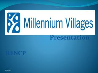 Presentation RENCP