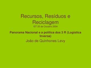 João de Quinhones Levy