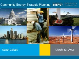 Community Energy Strategic Planning