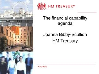 The financial capability agenda