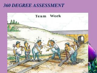 360 DEGREE ASSESSMENT