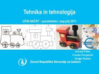 UČNI NAČRT - posodobitev, maj-julij 2011