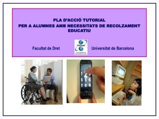 ALUMNES  AMB  NECCESSITATS DE RECOLZAMENT EDUCATIU