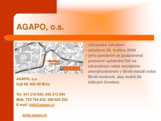 AGAPO, o.s.