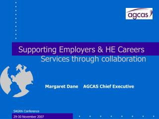 Supporting Employers & HE Careers               Services through collaboration
