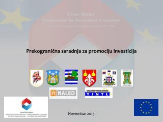 Prekograni čna saradnja za promociju investicija