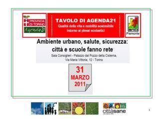 Simona Arletti Presidente nazionale Rete italiana Città Sane OMS