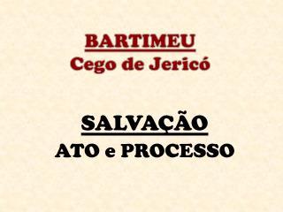BARTIMEU Cego de Jericó