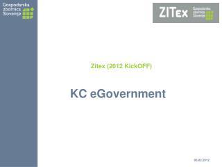 Zitex (2012 KickOFF)