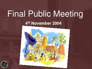 Final Public Meeting