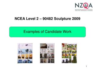 NCEA Level 2 – 90482 Sculpture 2009