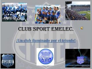 Club Sport Emelec.