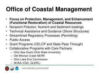Office of Coastal Management