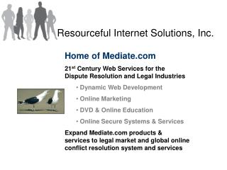 Resourceful Internet Solutions, Inc.