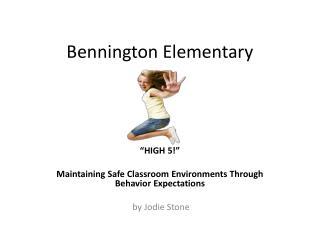 Bennington Elementary