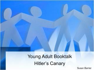Young Adult Booktalk