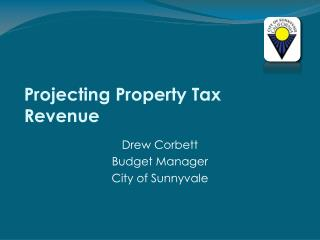 Projecting Property Tax Revenue
