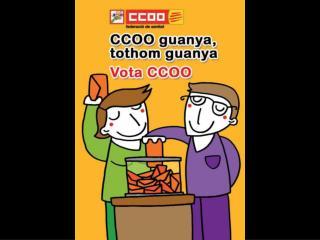 llibret eleccions ics vota ccoo
