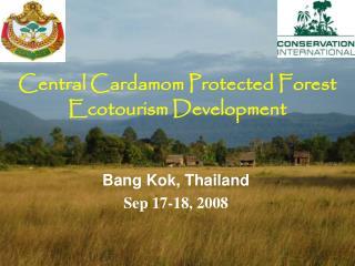 Bang Kok, Thailand Sep 17-18, 2008