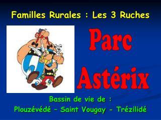 Familles Rurales : Les 3 Ruches