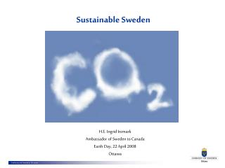 Sustainable Sweden