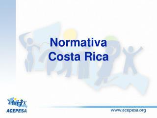 Normativa  Costa Rica