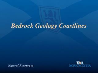Bedrock Geology Coastlines