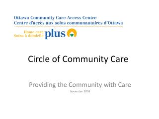 Circle of Community Care